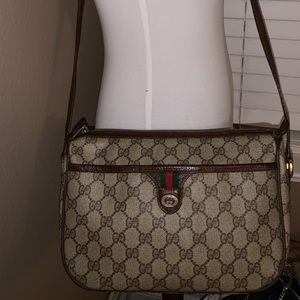 Authentic Gucci Sherryline crossbody bag